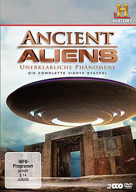 Ancient Aliens - Unerklärliche Phänomene - Staffel 4_small
