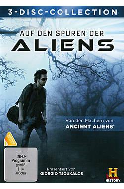 Auf den Spuren der Aliens 3 DVDs