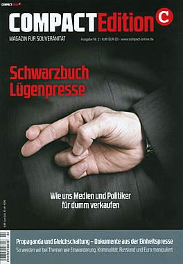 Compact Edition Ausgabe Nr.2: Schwarzbuch Lügenpresse_small