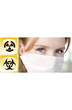 Ding-Filter® Mundschutz gegen Viren, Bakterien, Strahlung