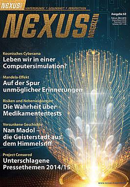 Nexus-Magazin Ausgabe 63 Februar/März 2016