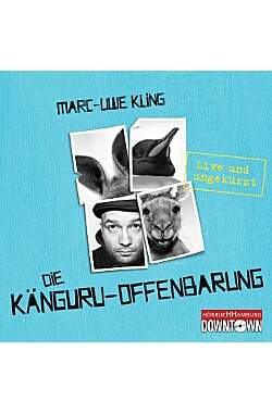 Die Känguru-Offenbarung, 6 Audio CDs - Hörbuch