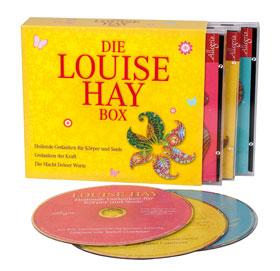 Die Louise-Hay-Box, 3 Audio-CD_small