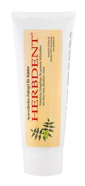 Herbdent ayurvedisches Zahngel für Kinder_small