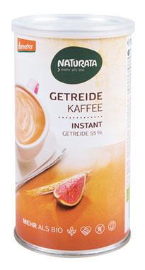 Naturata Getreidekaffee Instant Demeter 100g_small