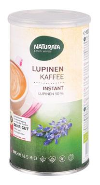 Naturata Lupinenkaffee Instant Bio 100g_small