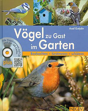 Vögel zu Gast im Garten,inkl. Audio-CD_small