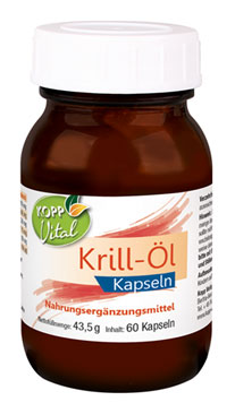 Kopp Vital Krill-Öl, Kapseln