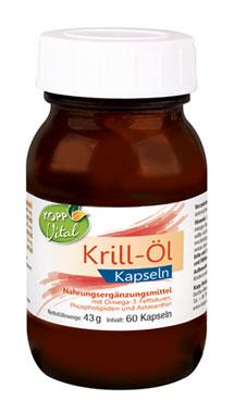 Kopp Vital Krill-Öl, Kapseln_small
