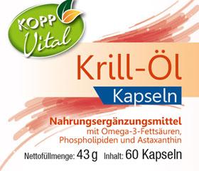 Kopp Vital Krill-Öl, Kapseln_small01