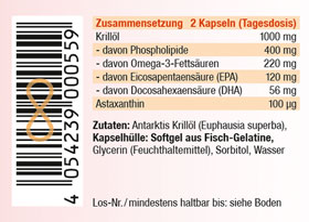 Kopp Vital Krill-Öl, Kapseln_small02