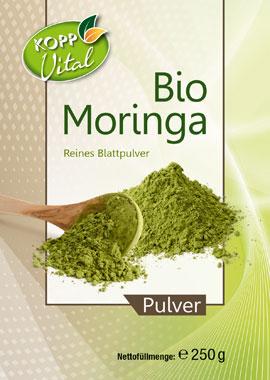 Kopp Vital Bio Moringa Pulver - vegan_small01