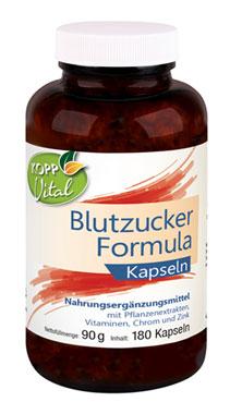Kopp Vital Blutzucker Formula