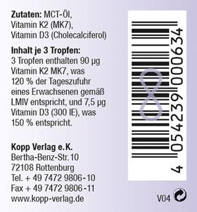 Kopp Vital Vitamin K2 + D3 Tropfen_small03
