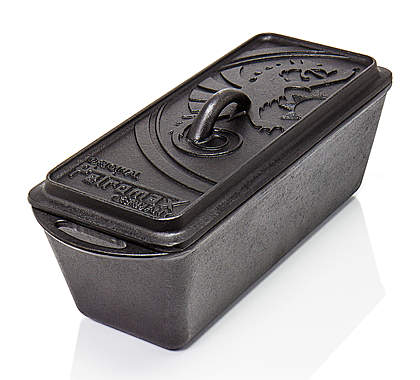 Petromax gusseiserne Kastenform K4