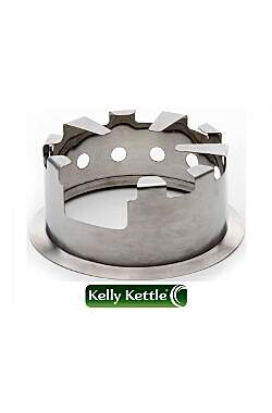 Kelly Kettle Hobo Stove Camping Kochplatte für Kelly Kettle Base Camp_small
