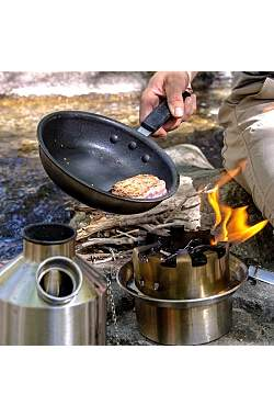 Kelly Kettle Hobo Stove Camping Kochplatte für Kelly Kettle Base Camp_small02