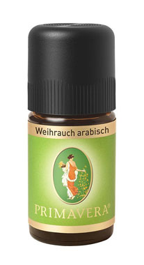 PRIMAVERA® Weihrauch arabisch 5 ml