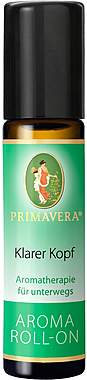 PRIMAVERA® Aroma Roll-On Klarer Kopf 10 ml