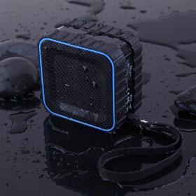 X4-Life Boomstar BT Splash wassergeschützter Bluetooth Lautsprecher
