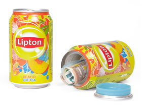 Dosensafe Lipton Ice Tea Peach