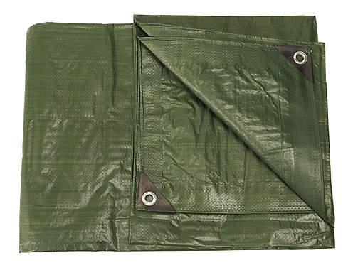 Abdeckplane PE 300x400cm - oliv
