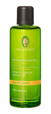 PRIMAVERA® Aprikosenkernöl* bio 100 ml_small