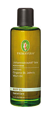 PRIMAVERA® Johanniskrautöl* bio 100 ml_small