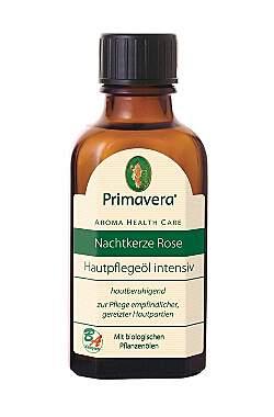 PRIMAVERA® Nachtkerze Rose Hautpflegeöl intensiv 50 ml