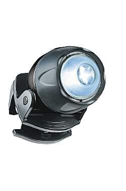 LiteXpress Stirnlampe, Liberty 105, 5mm Nichia-LED, Kopfband_small01