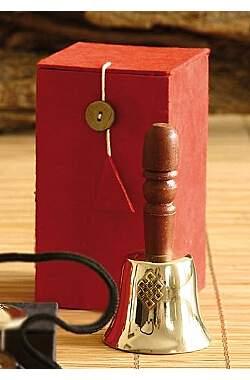 Tibetische Glocke in Geschenkbox