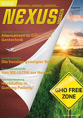Nexus-Magazin Ausgabe 65 Juni/Juli 2016