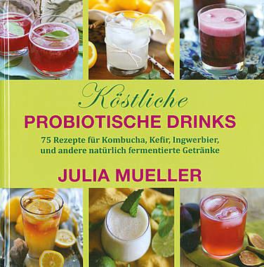 Köstliche Probiotische Drinks