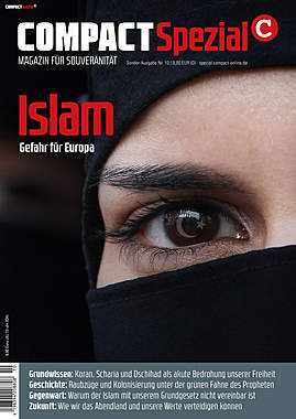 Compact Spezial Nr. 10: Islam - Gefahr für Europa