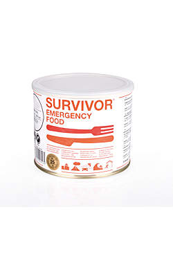 SURVIVOR® Kartoffelpüree mit Milch 15 Jahre haltbar- 15 Portionen