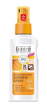 Lavera Sonnenspray LSF 20 - 125ml