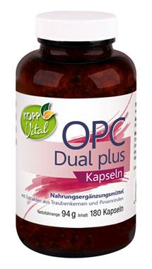 Kopp Vital OPC Dual plus, Kapseln - vegan