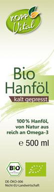 Kopp Vital Bio Hanföl - vegan_small01