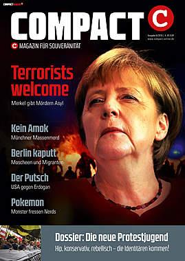 Compact Magazin Septermber 2016