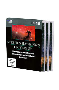 Stephen Hawking's Universum - DVD