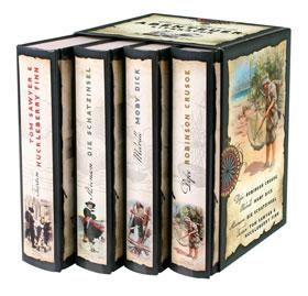 Die großen Klassiker der Abenteuerliteratur_small