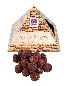 Kyphi Kugeln Pyramide