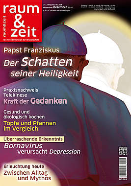 Raum & Zeit Nr.204Ausgabe November/Dezember 2016_small