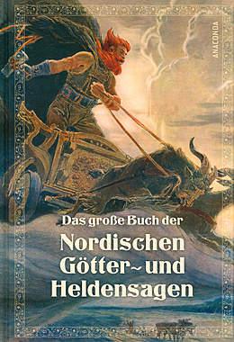 Das große Buch der Nordischen Götter- und Heldensagen_small