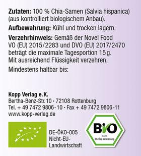 Kopp Vital Bio Chia-Samen im Bügelglas - vegan_small03