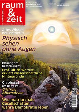 Raum & Zeit Ausgabe Januar/Februar 2017