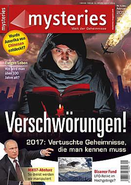 mysteries Ausgabe Nr.1 Januar/Februar 2017_small
