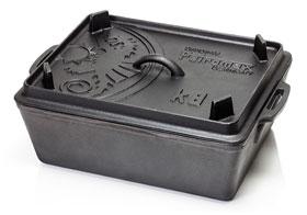 Petromax Kastenform mit Deckel k8