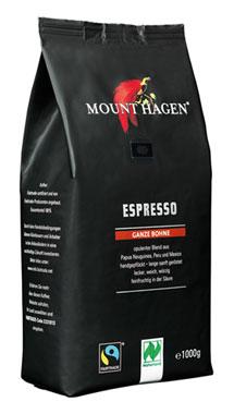 Mount Hagen Bio Espresso ganze Bohne_small