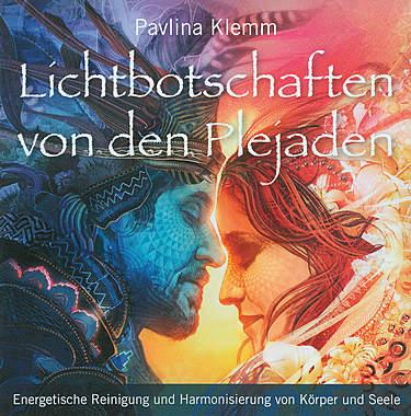 Lichtbotschaften von den Plejaden - Meditationen & Übungen -CD_small